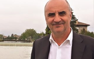 Giuseppe Romano, Presidente del Consorzio Piave